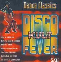 Dance Classics-Kult Disco Fever (16 tracks) Boney M., Amanda Lear, Andrea.. [CD]
