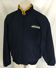 Blue Full Zipper Jacket UFCW 700 Voice for Working America Union Made Men's XL