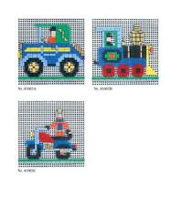 Mini Stecksystem Sortiment Oldtimer vehicles 3-tlg. ca. 1.500 Teile Nr. 41003