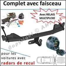 FAISCEAU ÉLECTRIQUE 13broches pour attelage FIAT DUCATO SOLLERS de 2008