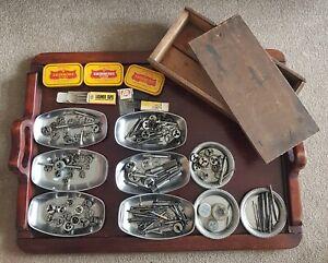 Vintage Imperial Tap And Die Tool pieces