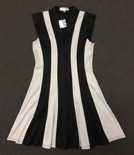 TEMT Sleeveless Panel Dress - Size Small - New With Tags