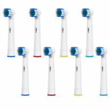 8 Electric Toothbrush Replacement Heads Fits Oral B Professional Care 3000 2000