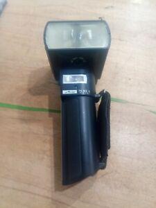 Metz 76 MZ-5 Off Camera Hammerhead Flash. Body Only Good Condition