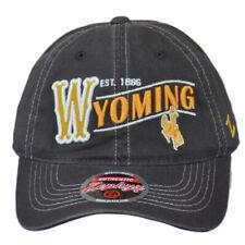 NCAA Zephyr Wyoming Cowboys Carnival Est 1886 Adjustable Curved Bill Hat Cap