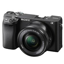 Sony A6400 w/16-50mm Oss Lens (Ilce6400L) *New* *In Stock*