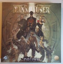 Tannhauser A Board Game of Eldritch Horror and Heroism in the Great War - NIB