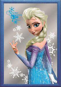 Die Eiskönigin Snow Queen 02 Nostalgie Barspiegel Spiegel 22 x 32 cm *Angebot*