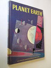 Planet Earth A De Luxe Golden Book ILLUSTRATED homeschool childrens