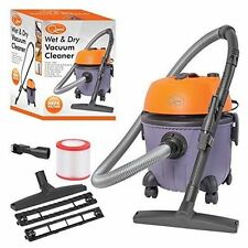 NEW WET AND DRY MULTI-PURPOSE VACUUM CLEANER HEPA FILTER MULTI-SURFACE CLEANERS