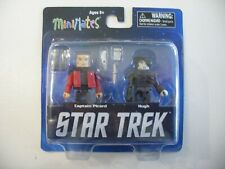Minimates Star Trek Series 5 Commander Decker & Ilia Probe Action Figure 2-Pack Sonstige