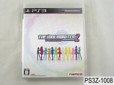 The Idolmaster 2 Playstation 3 Japanese Import Japan Idolm@ster PS3 US Seller A
