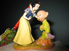 Disney Princess DOPEY and SNOW WHITE Christmas Ornament