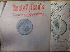 CAS 1152 Monty Python - Contractual Obligation Album - LP