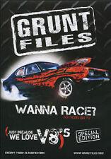 Grunt Files - Wanna Race Special Edition  Region 4