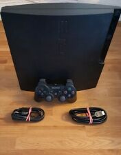 PS3 Playstation 3 Konsole 160GB / 160 GB Slim + 1 Controller  + Alle Kabel Sony