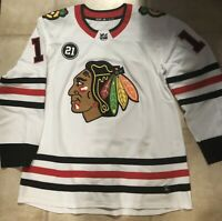 NWOT AUTHENTIC ADIDAS NHL CHICAGO BLACKHAWKS DYLAN STROME JERSEY 56