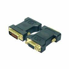DVI Adapter LogiLink Dvi-i zu D-sub15 St/bu