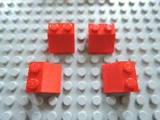LEGO 8 x Dachstein oblique Pierre Slope 3040 2x1 Transparent Bleu Foncé