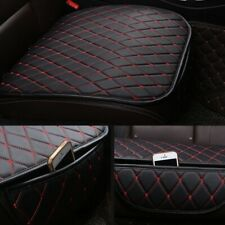 3 Style Car Seat Cover Set Auto Cushion Pad Protector Universal PU Leather Mat