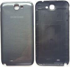 Samsung Galaxy Note 2  Akkudeckel Backcover  Rückseite aus PP Grau