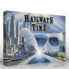 Railways Through Time: A Railways of the World Expansion