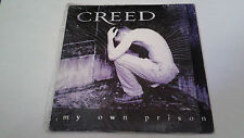 "CREED ""MY OWN PRISON"" CD SINGLE 2 TRACKS"