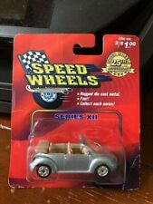 2007 Speed Wheels Series XII VW Beetle Convertible (Bad Card)