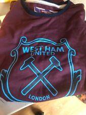 West Ham United Tshirt Girl