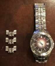 Mens Fossil Stainless Steel Watch