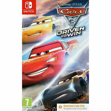 Cars 3 Driven to Win NINTENDO SWITCH New and Sealed