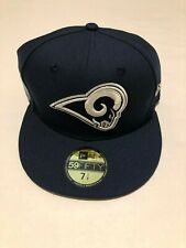 separation shoes 8e8d8 6ffad NFL Super Bowl LIII 53 Los Angeles Rams New Era 59FIFTY Fitted Hat 7 1