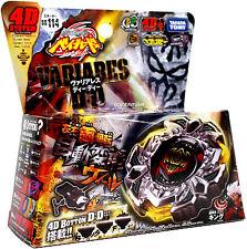 TAKARA TOMY / HASBRO Variares D:D Metal Fury Beyblade BB-114 - USA SELLER!