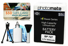 Li-Ion Camera Batteries for Canon Camcorder
