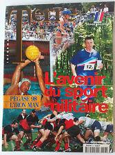 TERRE MAGAZINE n°97 du 09/1998; L'avenir du sport Militaire/ Pégase 98, Iron Man