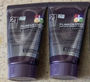 Pureology Colour Fanatic instant Deep Conditioner Mask 1oz. 6-Pack.