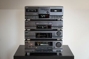 Sony LBT-D609 709 Precise HiFi Component System TA ST CDP-M43 Stereo Anlage 1993