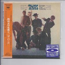 The Byrds YOUNGER THAN YESTERDAY Japon MINI LP CD Blu-Spec CD SICP - 20375 New