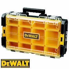 DeWalt DWST1-75522 DS100 Tough System Plastic Carry Case Organiser With Trays