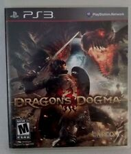Dragon's Dogma PS3 Game  (Sony PlayStation 3, 2012)