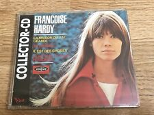 # Françoise HARDY La maison où j'ai grandi CD 4 titres 1991 NEUF SCELLÉ