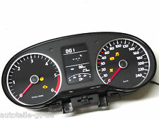 6R0920861D VW Polo 6R TDI Kombiinstrument Tacho Diesel km/h Instrument Cluster