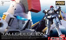OZ-00MS Tallgeese EW RG 28 Real Grade 1/144 Model Figure Bandai Japan