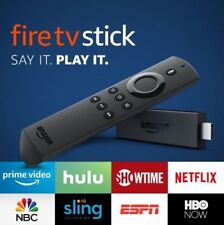 Amazon Fire TV Stick with Alexa Voice Remote Streaming Media Player BRAND NEW