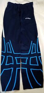 Womens  Asics Running Tights  size XL . Good Condition. Black and Blue