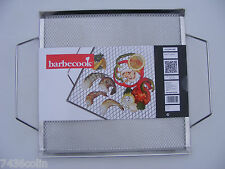 Barbecook Grill Topper for Prawns, Vegetables etc BNIP