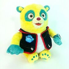 Disney Store Exclusive Special Agent Oso Soft Plush Cuddly Toy Yellow