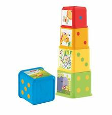 Fisher Price Stack and Explore Blocks