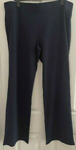 Ladies M&S Collection Joggers/Trousers-Size 22. Brand New.Blue. FREE P+P.RRP £25