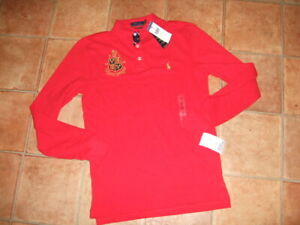 POLO RALPH LAUREN MENS POLO SHIRT/TOP,SIZE XS,NEW WITH TAGS,RRP £125,FREE POST